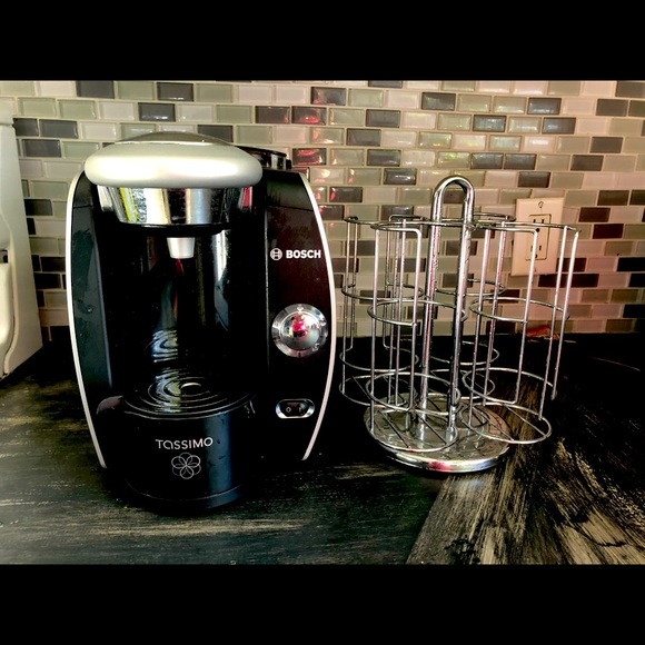 Tassimo and T-disc holder